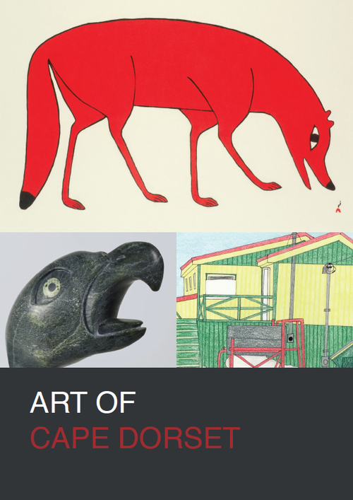 ART OF CAPE DORSET PROMOTIONAL BOOKLET