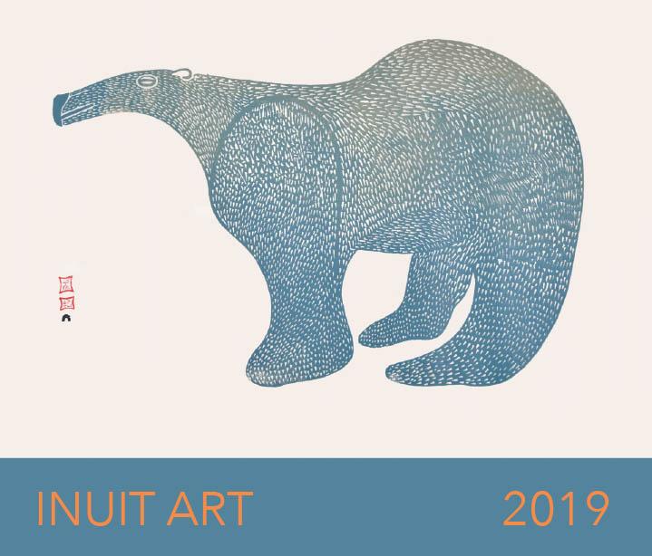 6a9d0de8734 2019 INUIT ART CALENDAR — DORSET FINE ARTS