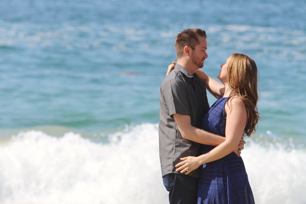 Kristin & Mike Engagement at the beach - 20.jpg