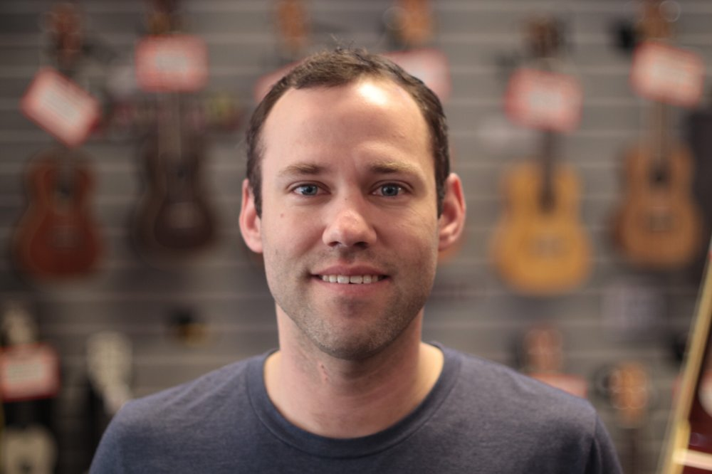 MARC  Marc has lived in the Bay Area for the past nine years. Throughout his time in the area, he has been involved in the live music scene. He enjoys writing songs for various local bands and he loves supporting concerts, whether he is playing in the band or just attending. Marc's primary focus is the bass guitar, however, he is well versed in many instruments. Here at Rockin' Robbie's, he is around nearly every day of the week, so he is almost always available to assist customers.