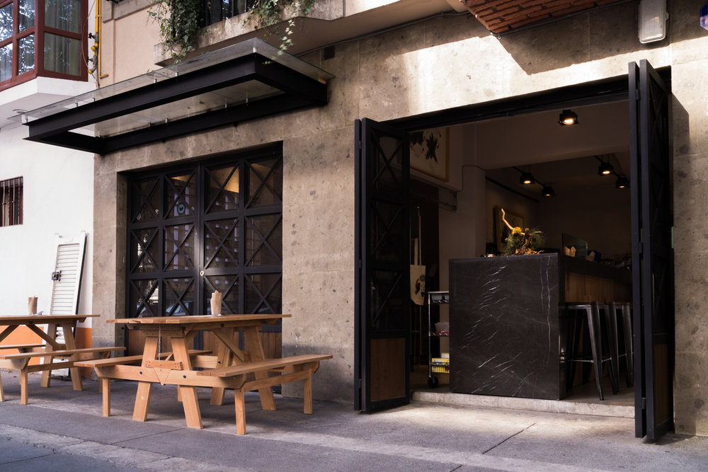 Café & Waffles - Casa del Fuego