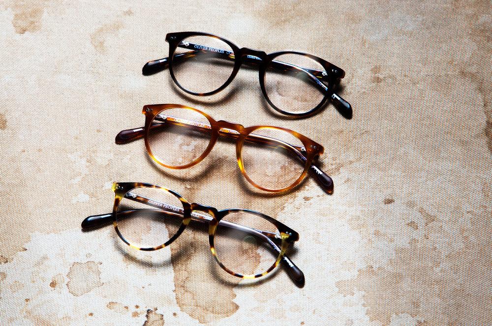 Oliver Peoples - Las gafas que necesitas