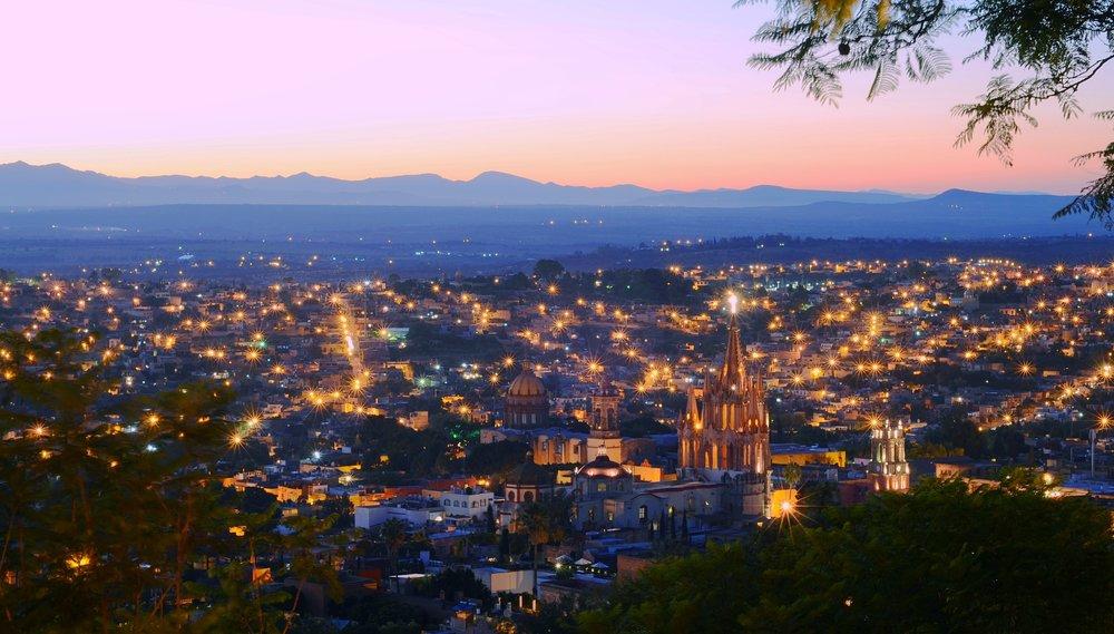 Fin de semana fuera de la ciudad - Disfruta México