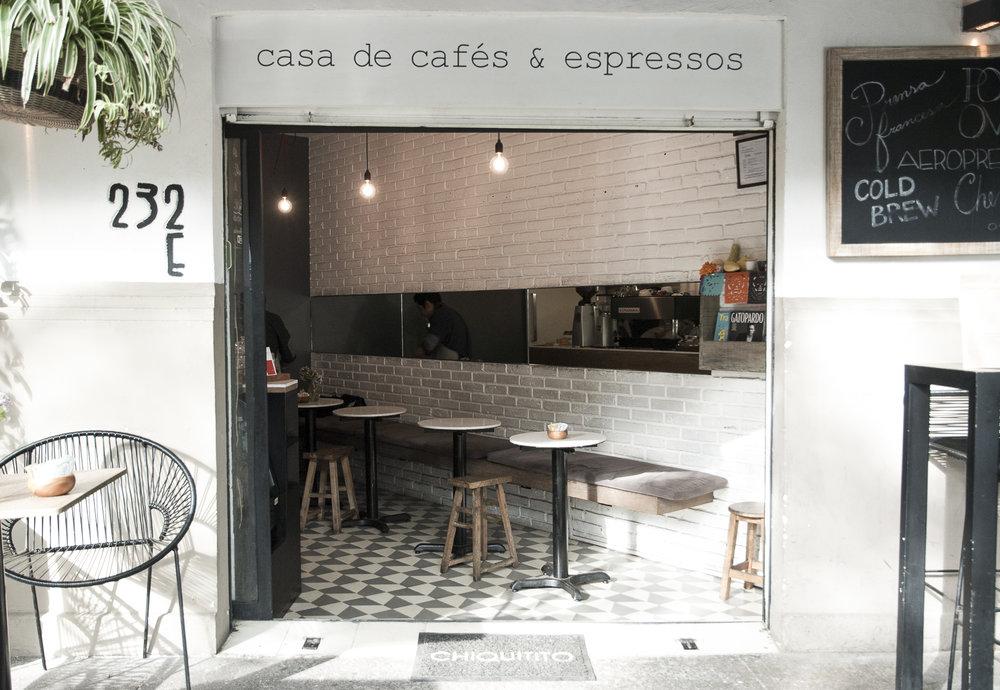 Tarde en Chiquitito Café