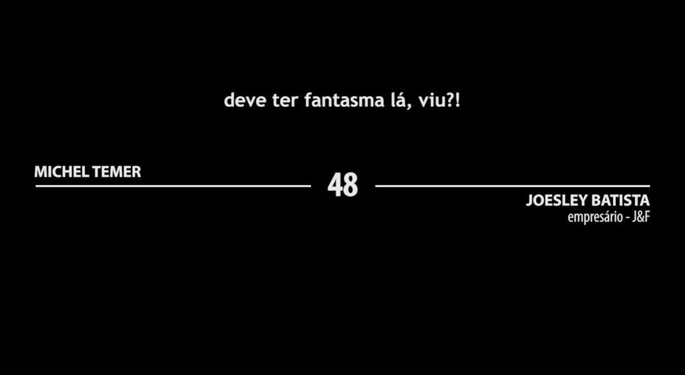 O GOLPE EM 50 CORTES OU A CORTE EM 50 GOLPES , de Lucas Campolina