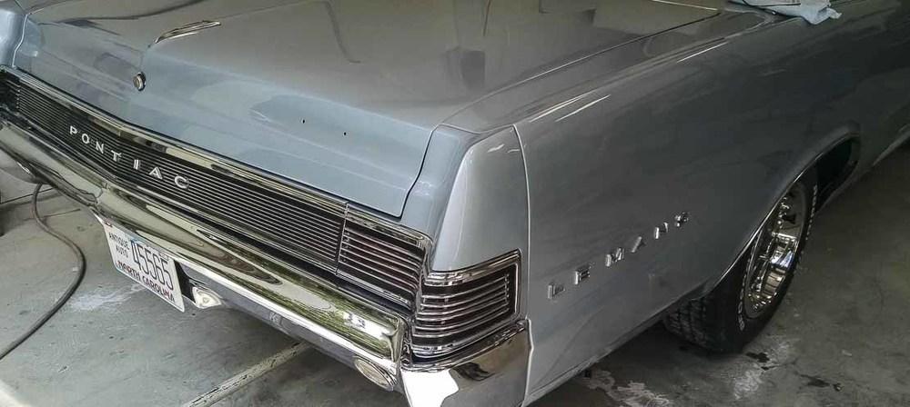 Classic Pontiac Restoration