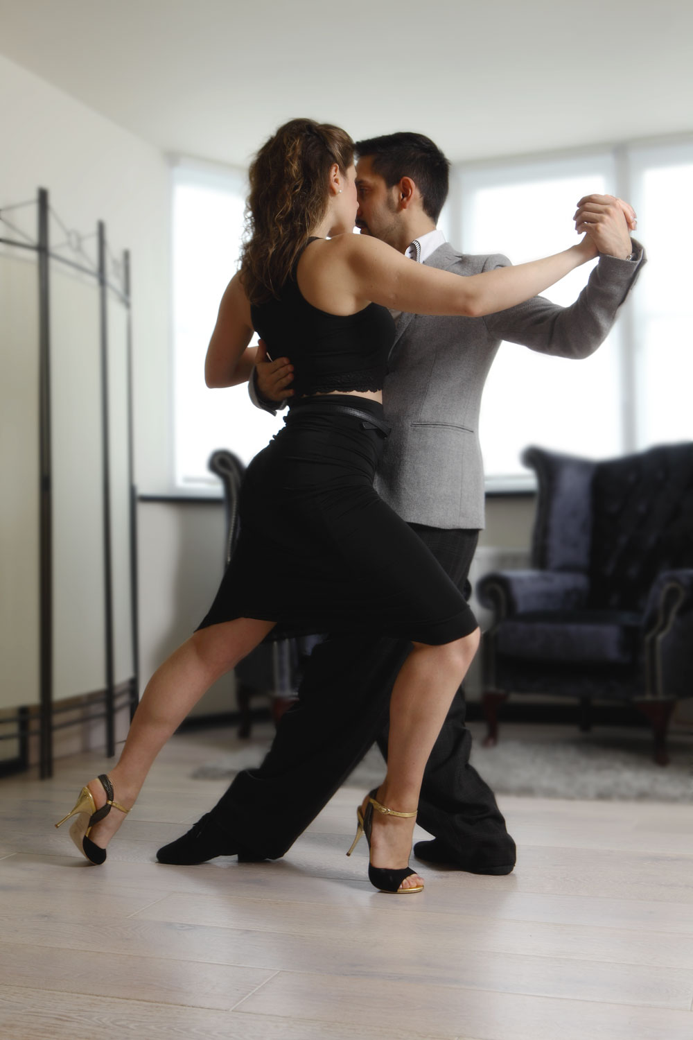 Juan Martin Carrara and Stefania Colina - dance