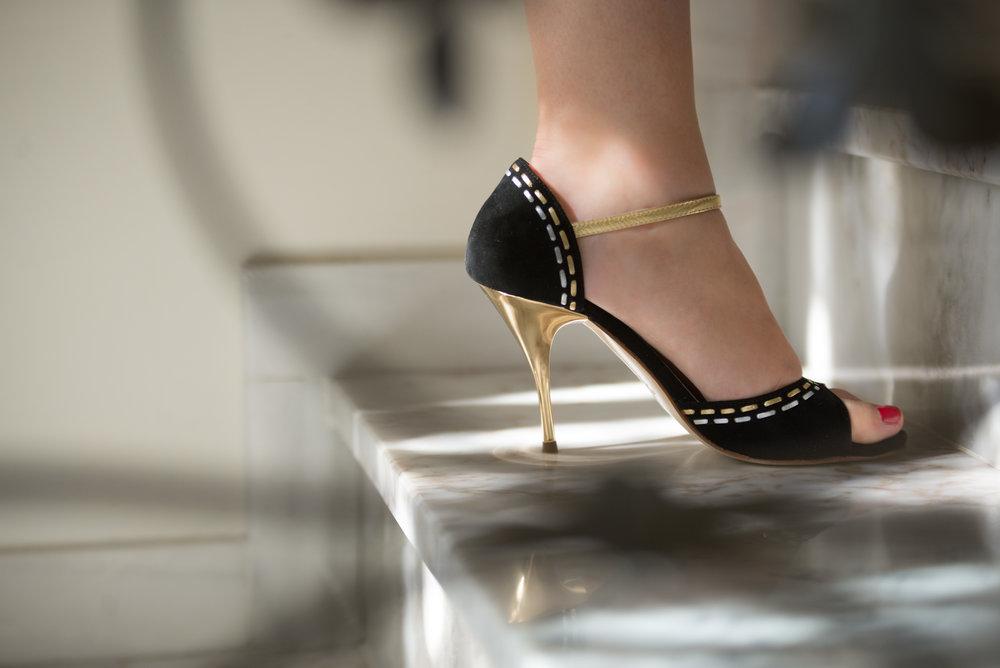 Shoe style Cordon de Oro - click to shop