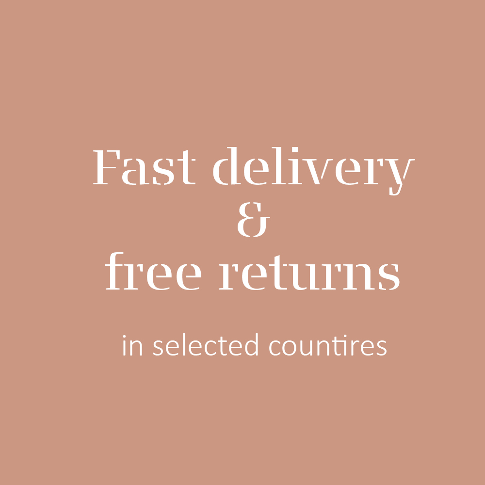 Click to read our deliveries and returns policy