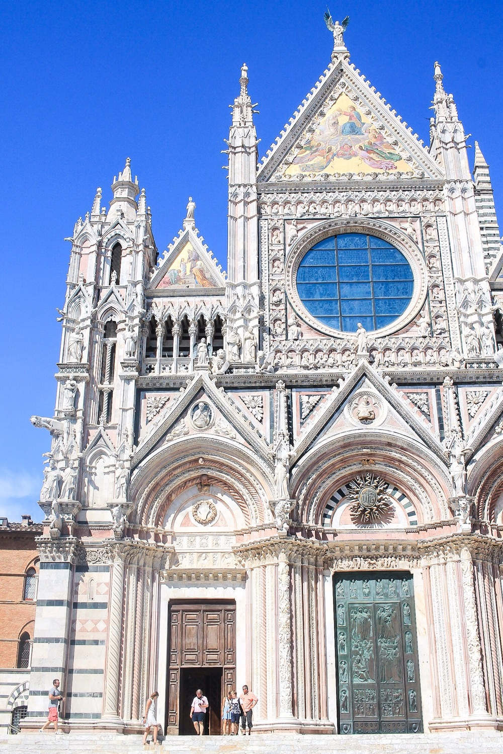The ever so beautiful Duomo Di Siena