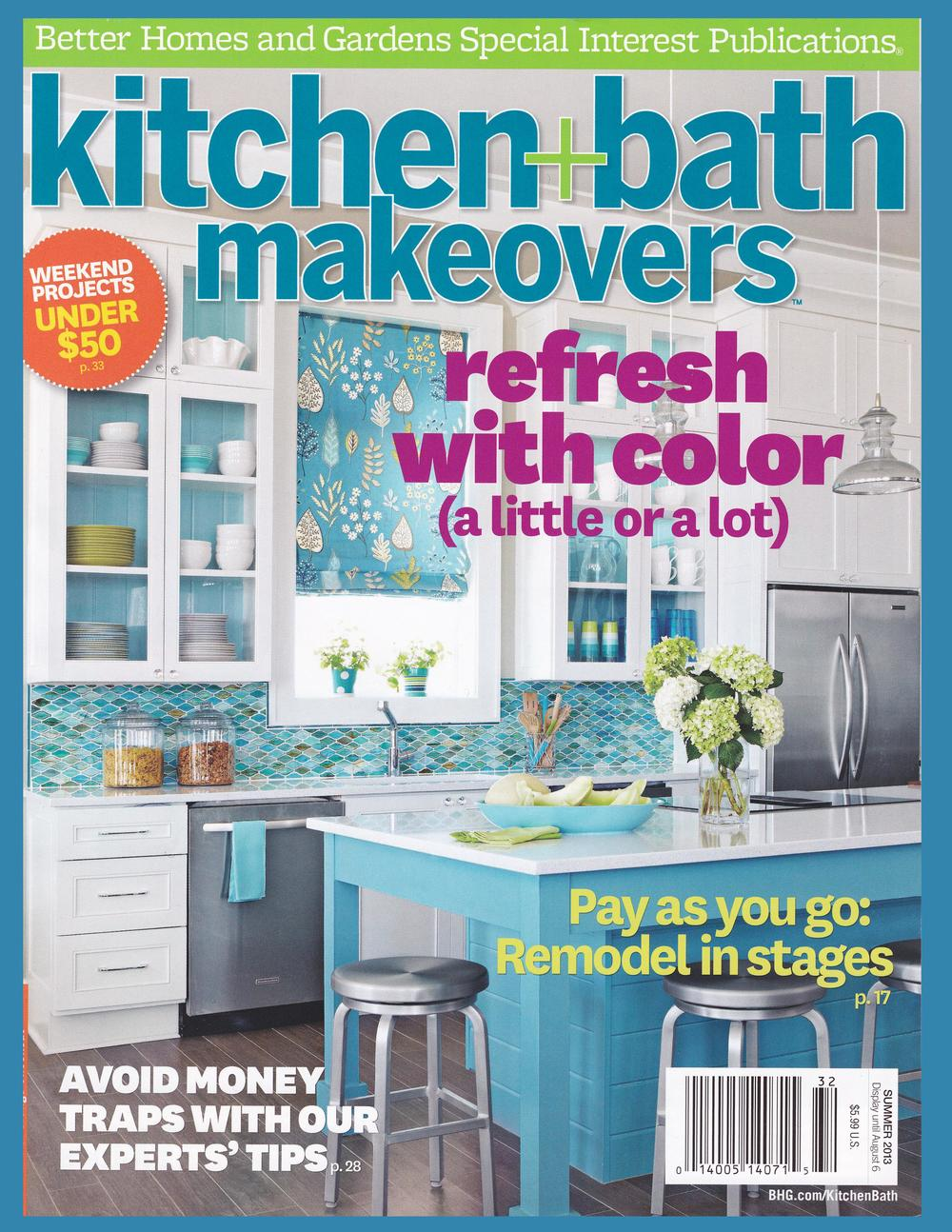 Better Homes Gardens Kitchen Bath Makeovers Burr And .