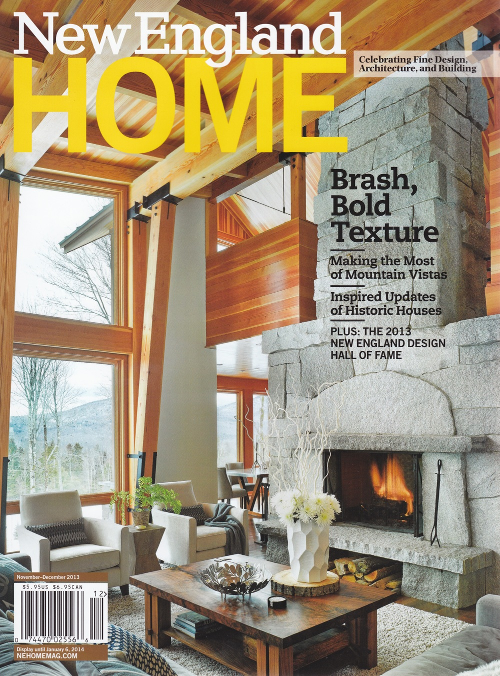 New England Home — Burr and McCallum Architects
