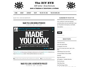 DIY EYE