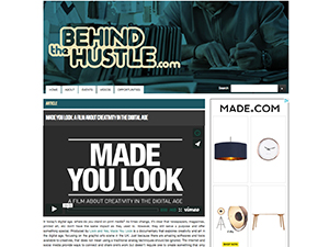 Behind the Hustle