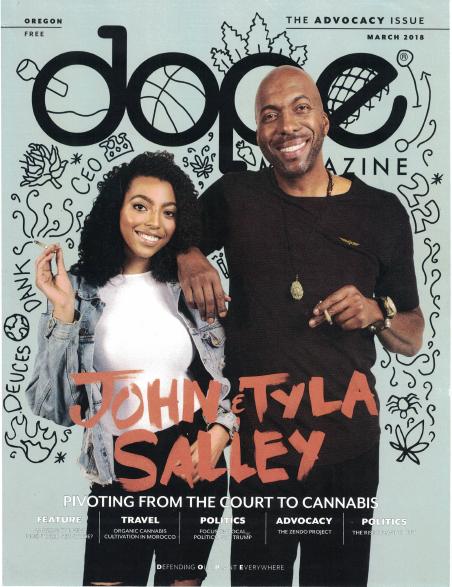 Dope Magazine - Mar 2018
