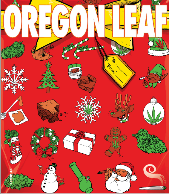 Oregon Leaf Magazine - Dec 2017