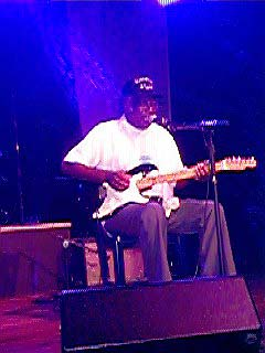 R.L. Burnside at the House Of Blues Orlando 9/15/97