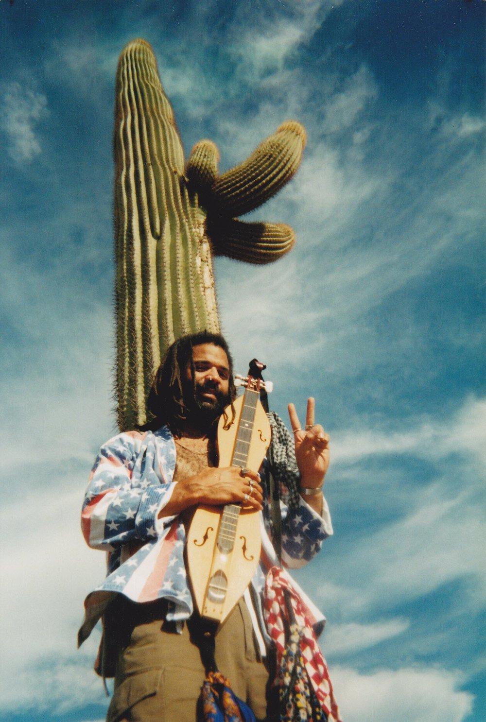 Arizona desert - 1996