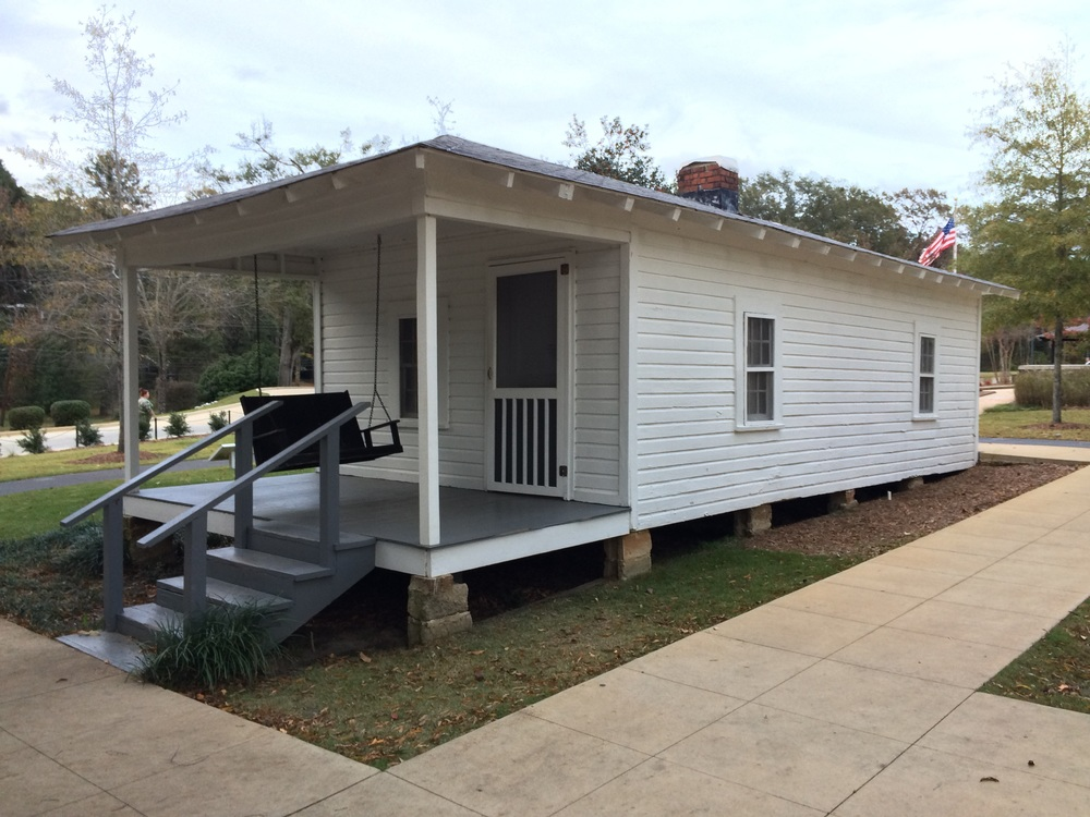Birthplace and childhood home of Elvis  Presley