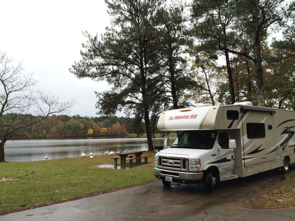 Lake Lowndes State Park - Columbus, MS