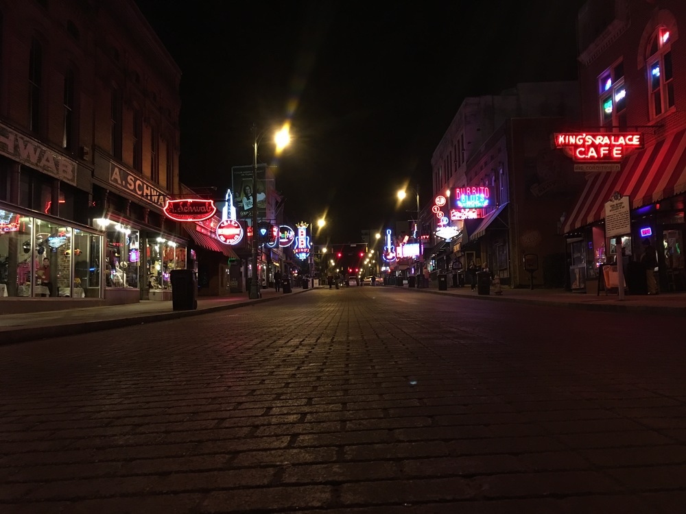 Beale Street - pre-Challenge