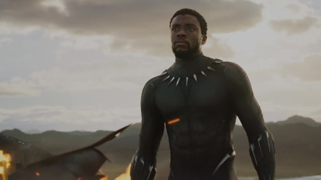 "By the way, ""Black Panther"" is a great film that just happens to be filled with black people."