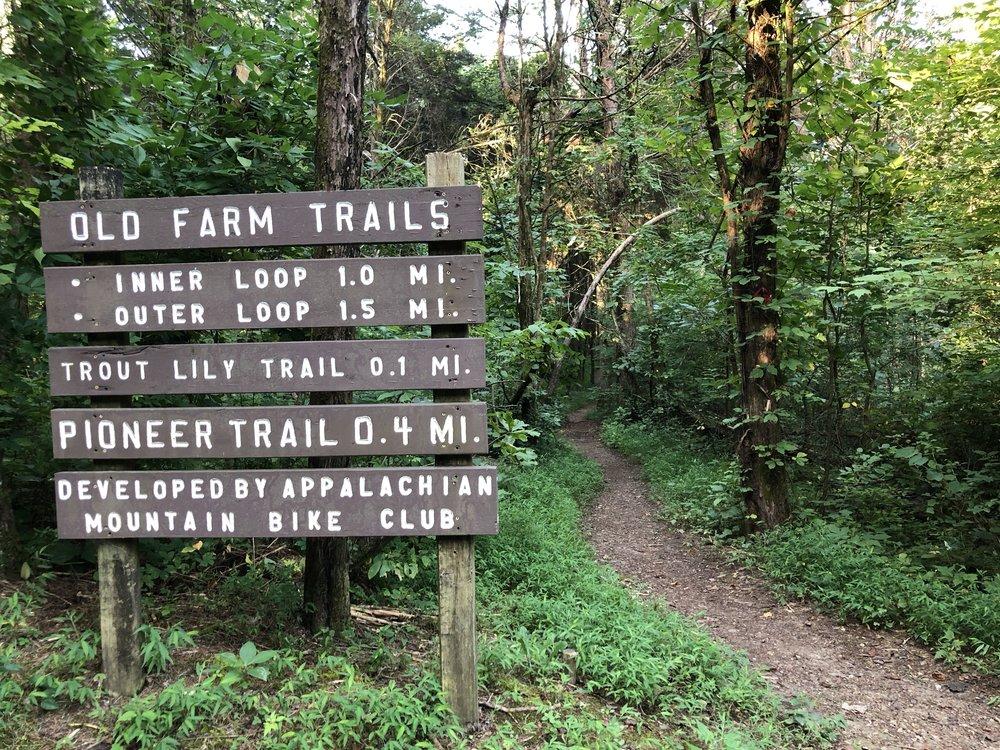 'Tis a FINE trail!