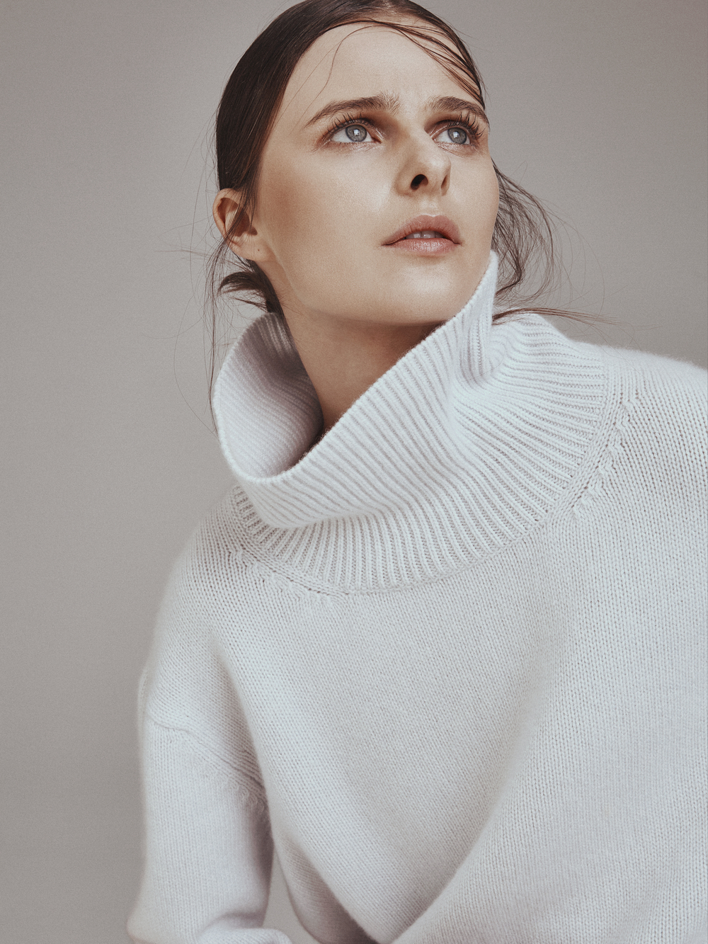 NOEL SWEATER  Knit 100% Cashmere