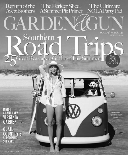 Garden & Gun June/July 2016