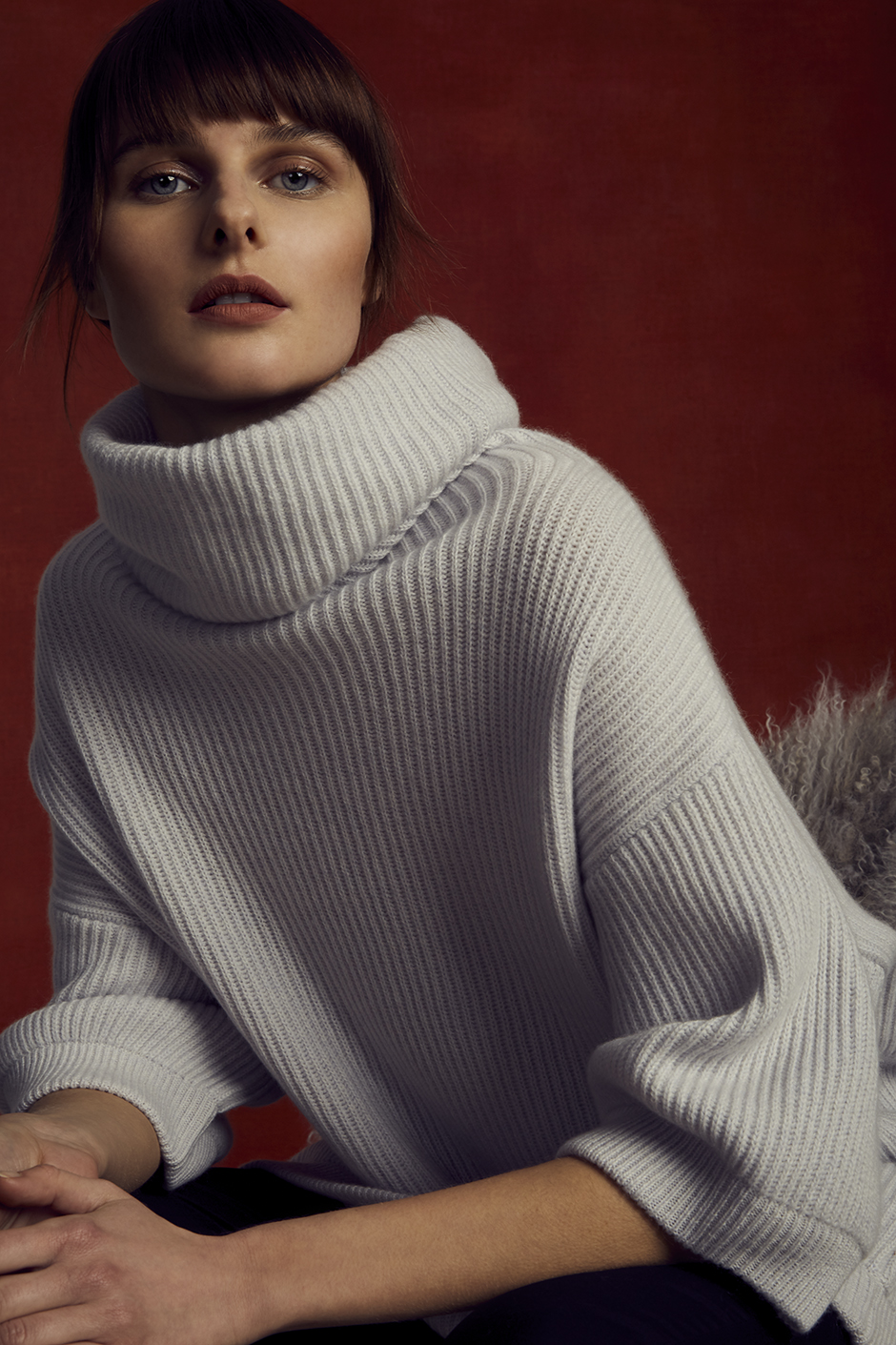 NOVA SWEATER   CASHMERE      Contact for inquiry