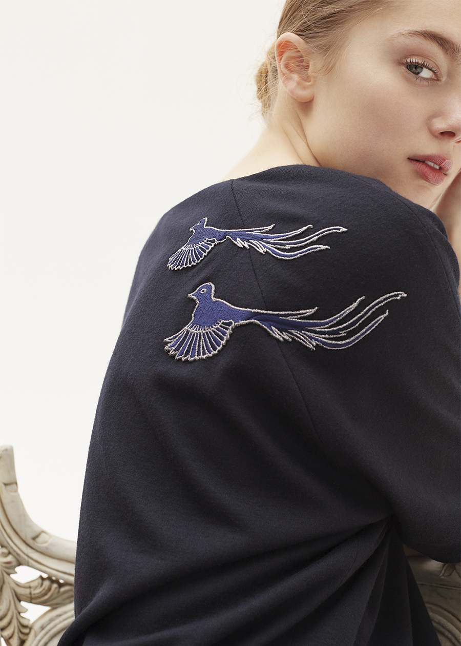 DIXIE SWEATSHIRT WITH BIRD EMBROIDERY SARAH SWEATPANT1.jpg