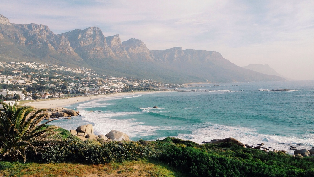Camps Bay in Cape Town, South Africa. Photo credit  Loren Kerns