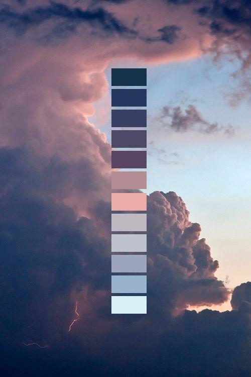 Image via  Natural palettes
