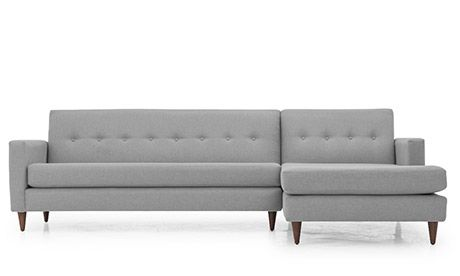 Korver sectional from Joybird