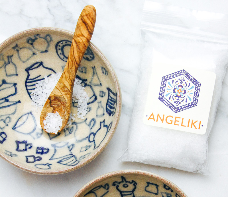 mani salt from greece