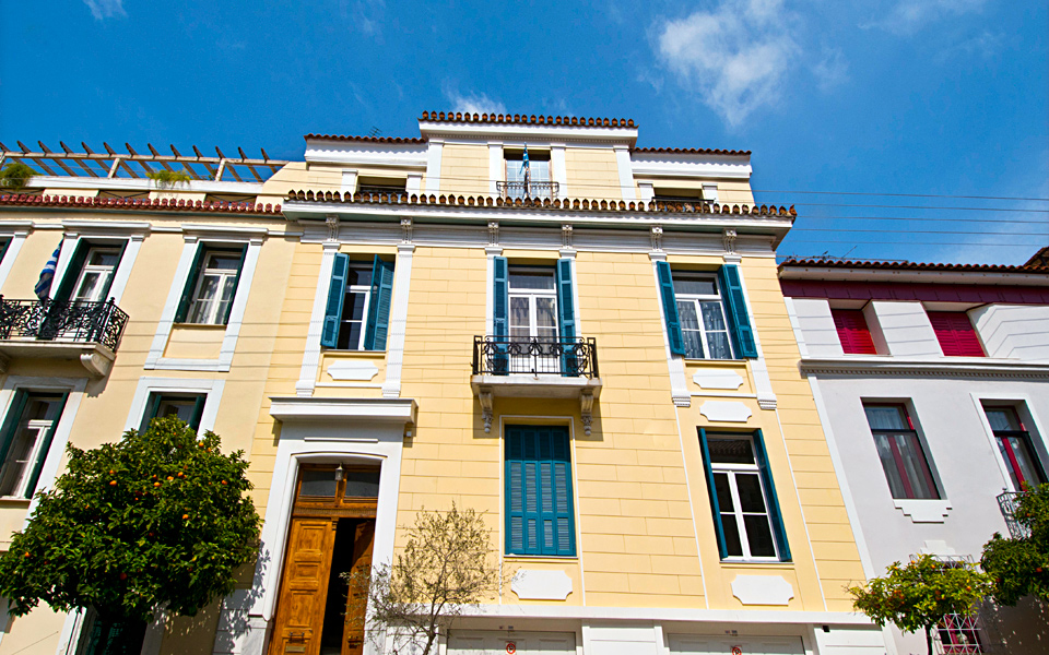 """old-fashioned neighborhood with an unassuming yet contagious charm"" ALEXia AMVRazia from Greece IS"