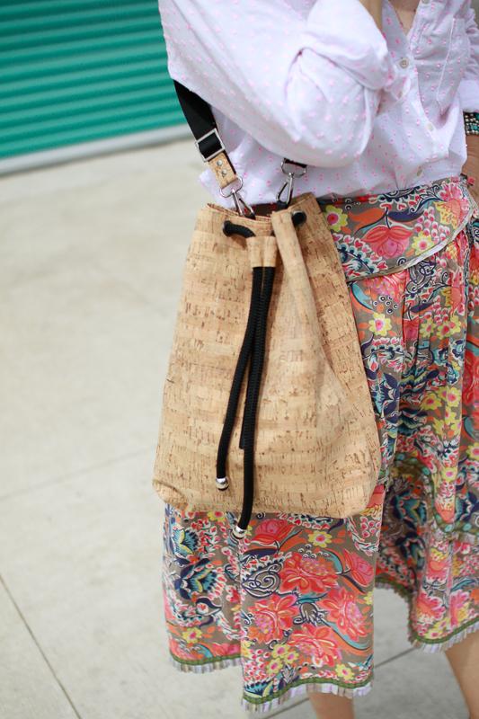 cork crossbody bag