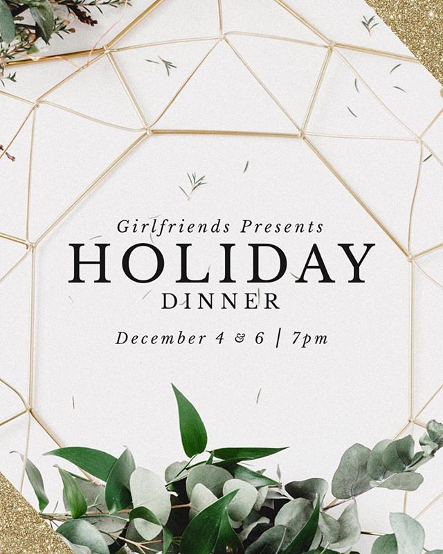 Registration for the Holiday Dinner is OPEN! Don't miss it! Register today! Link in profile. #kstn