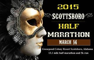 Scottsboro Half Marathon