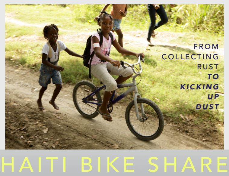 Haiti Bike Share Program