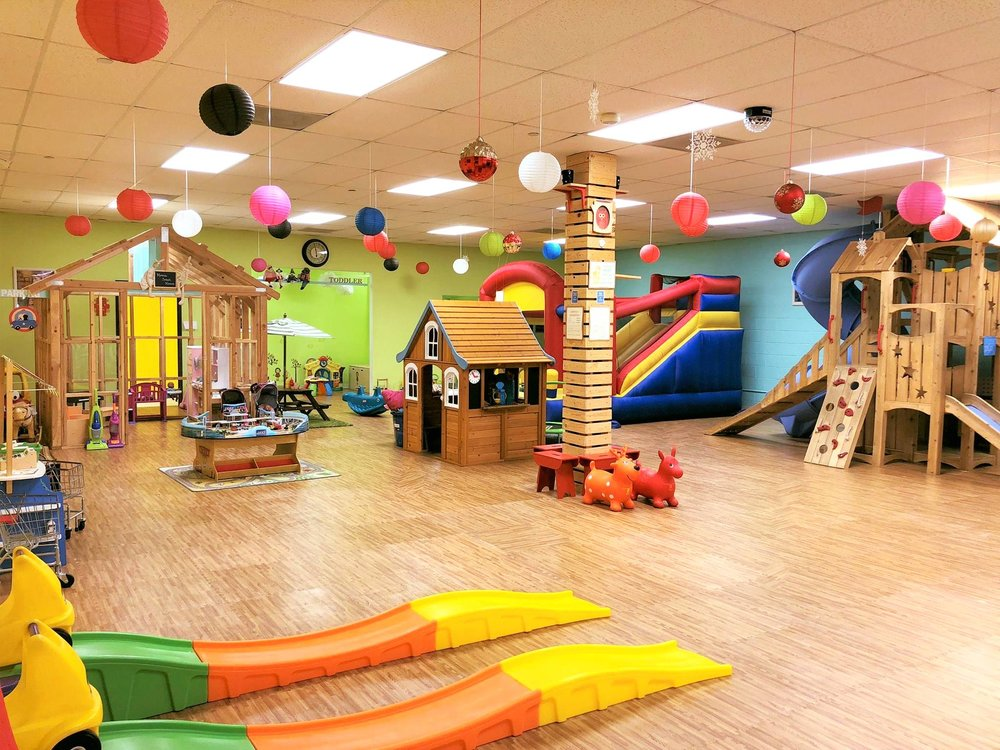 Happy Hour Every Monday, Wednesday & Friday  $3 Off on each child admission   Learn More