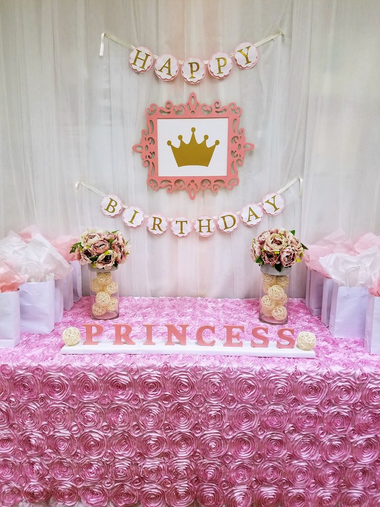 Hippity Hop Princess Theme
