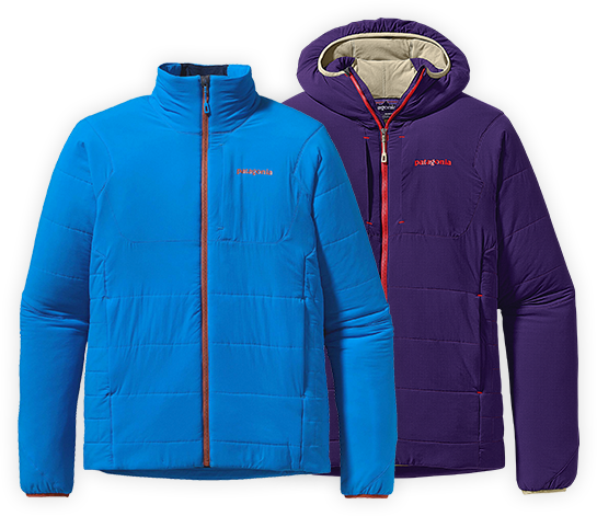 Patagonia's Nano Air Jacket and Hoody!
