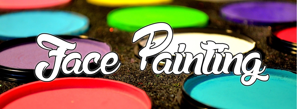 Face painting face paint facepainting Calgary