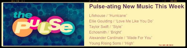 MADE FOR YOU has been in heavy rotation on SiriusXM's tastemaker pop station THE PULSE.