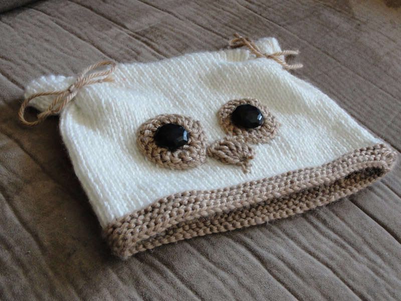Owl Eyes On You Hat Talena Winters