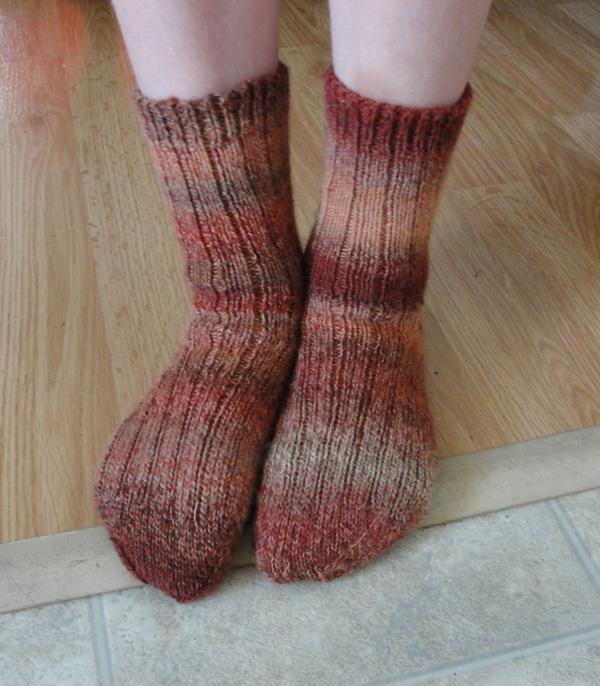 Just Plain Socks Talena Winters