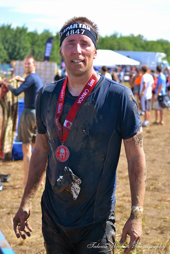 Mud, lotsa mud.