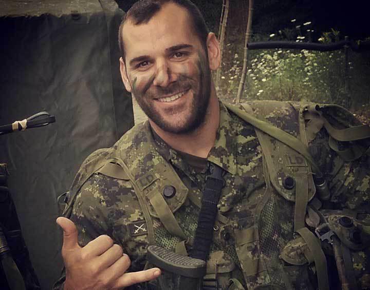 Corporal Nathan Cirillo, Canadian Hero