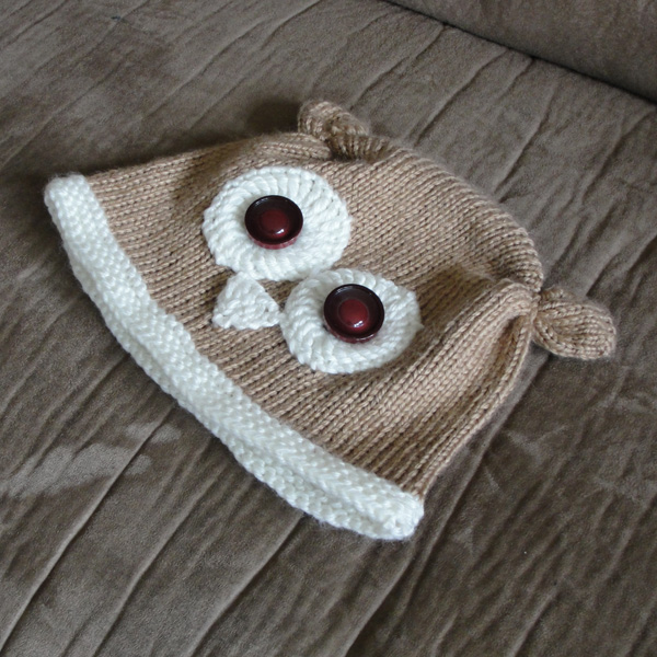 """Owl Eyes on You"" Hat"
